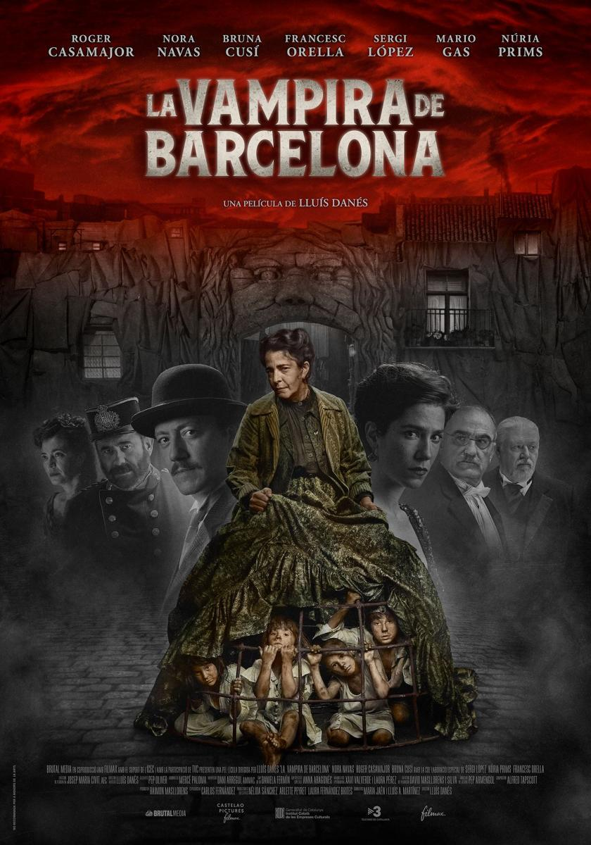 CINEMA PREMIS GAUDÍ: LA VAMPIRA DEBARCELONA
