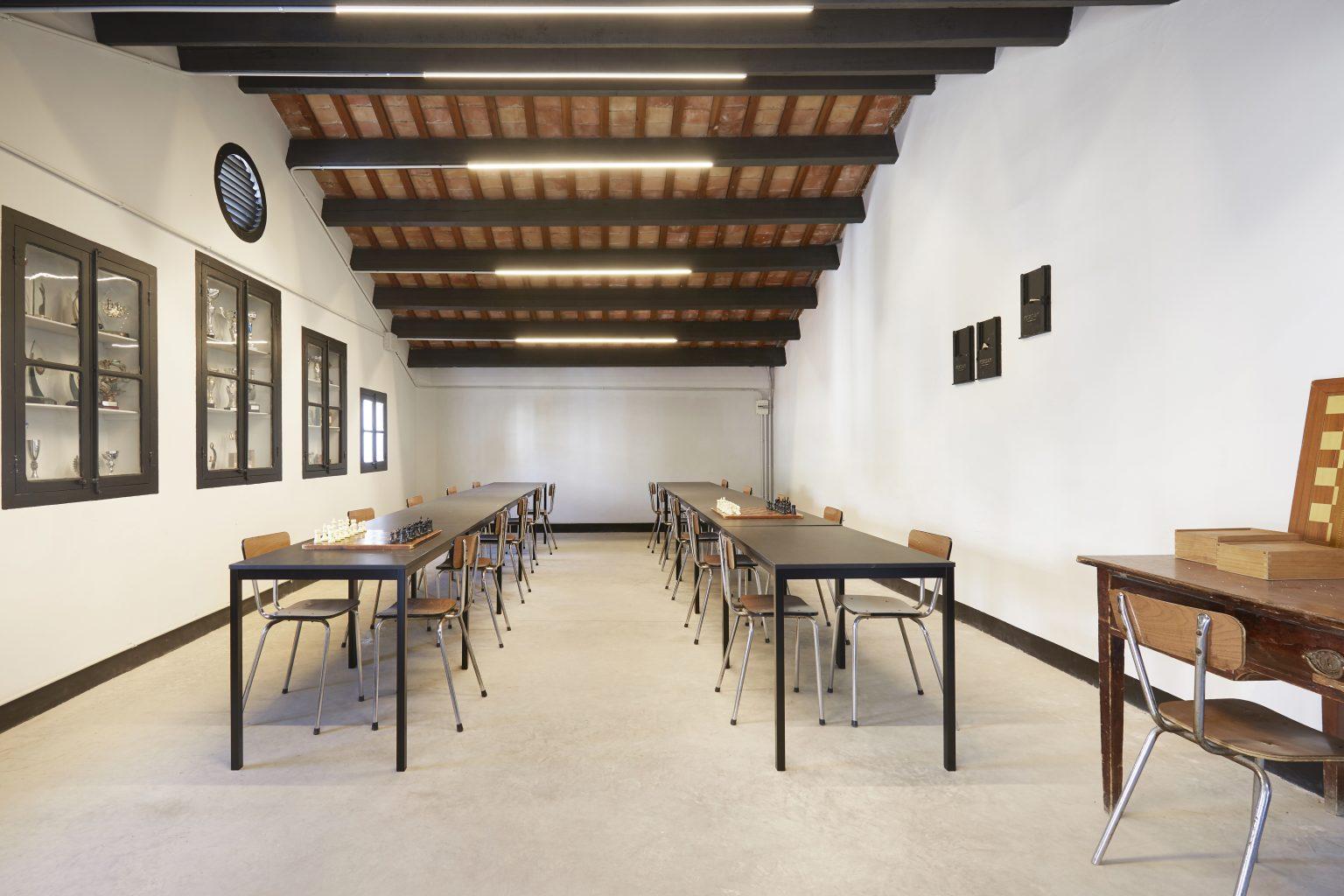 Sala Daniel Paituví Cinema El Centre Moral Escacs Lloguer