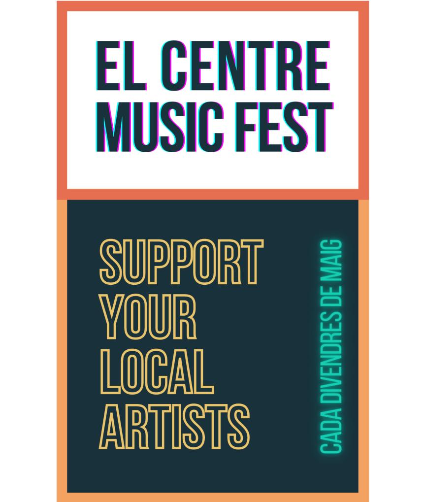 EL CENTRE MUSICFEST